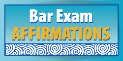 affirmations bar exam